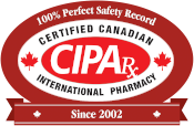 Canadian International Pharmacy Association Verified Member